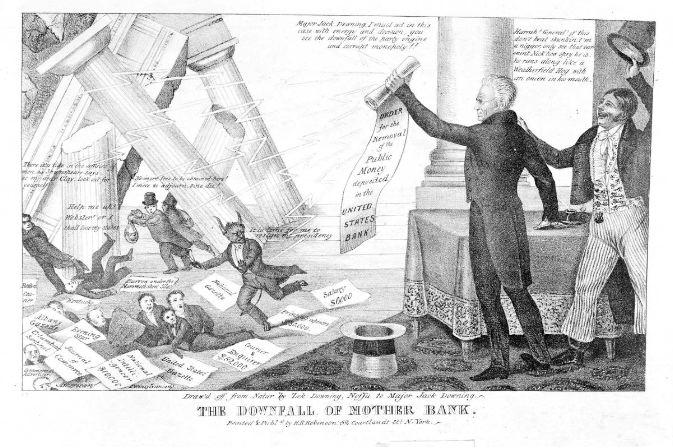 andrew jackson - nullification crisis essay